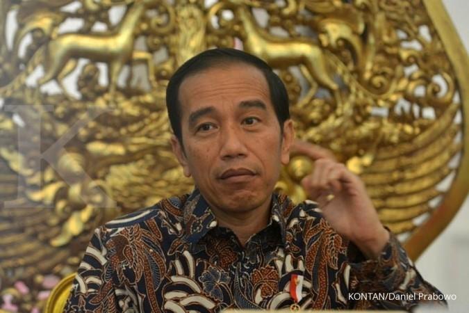 Jokowi ingin suku bunga kredit diturunkan
