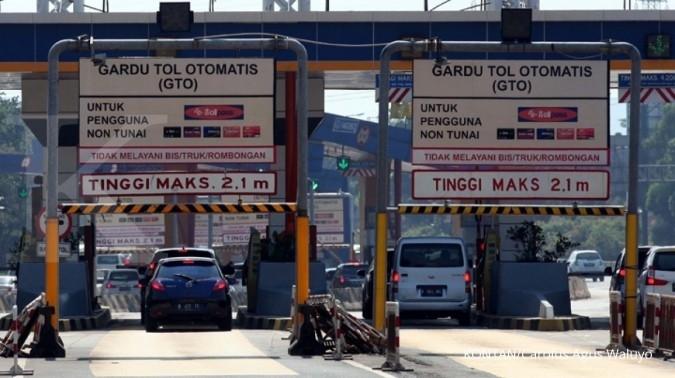 Penerapan E-toll Untungkan Pengguna Jalan Tol