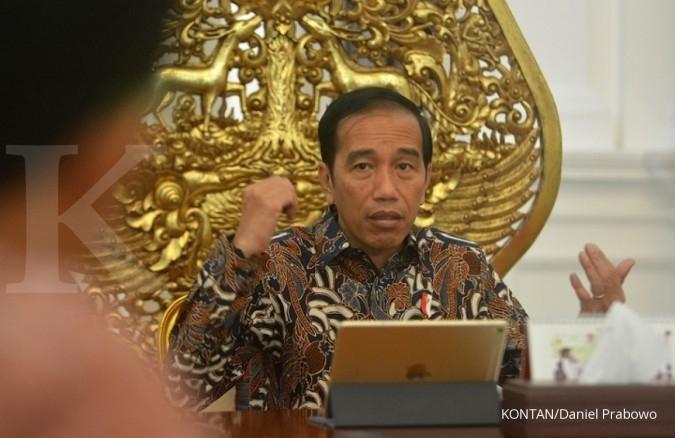 Jokowi temukan kunci penghambat pembangunan