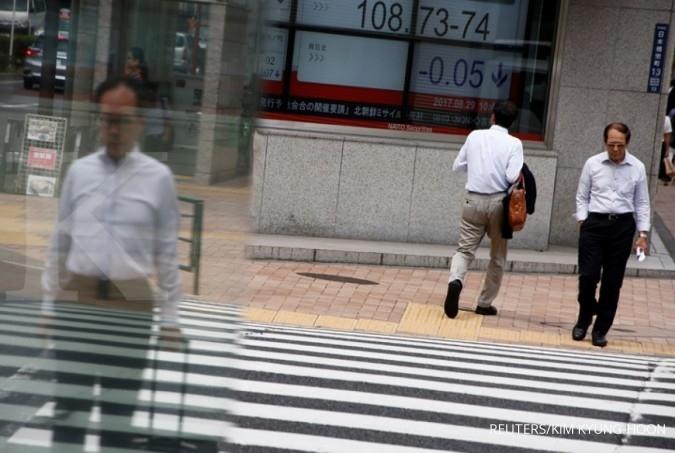 Bursa Asia masih mencari arah