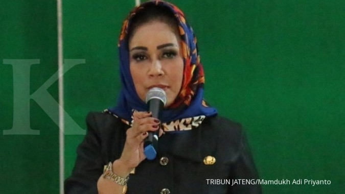 KPK arrests Tegal mayor Siti Masitha