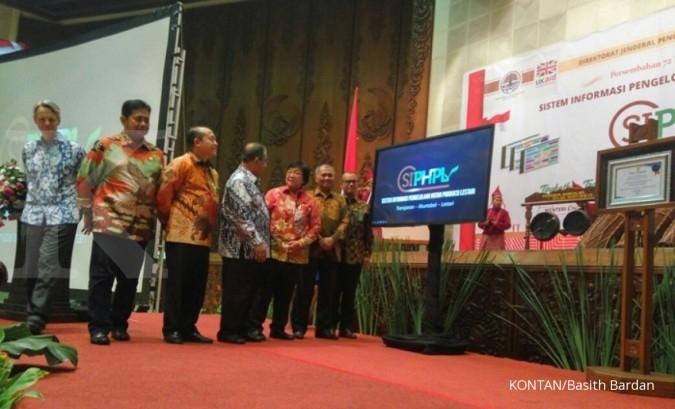 Kementerian LHK luncurkan sistem pendataan kayu