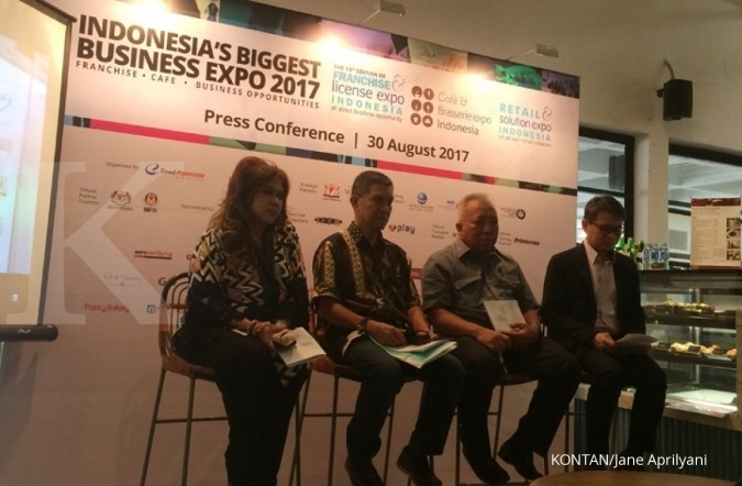 Indonesia Biggest Business Expo mulai 8 September