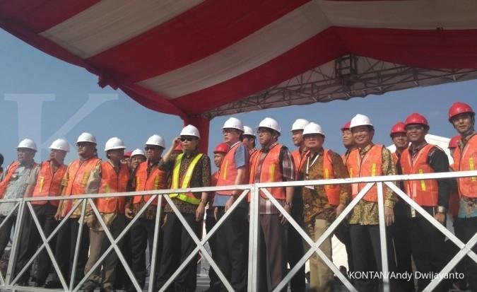 Jokowi resmikan pembangkit senilai US$ 6 miliar
