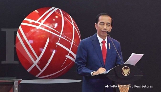 Jokowi's approval rating remains high
