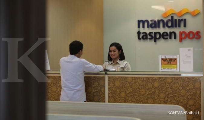 Bank Mandiri uji coba rekening digital Bank Mantap
