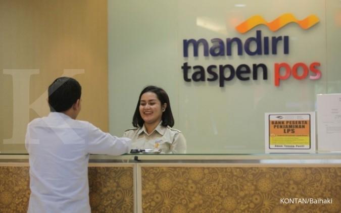 Bank Mantap memperbesar porsi kredit pensiunan