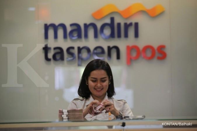 Kuartal III, kredit Bank Mantap melesat 158%
