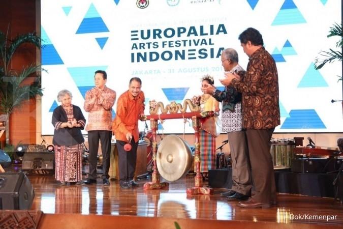 Europalia Arts Festival resmi digelar