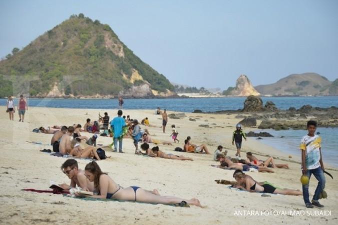 Bir dan bikini, zonasi pengembangan pariwisata