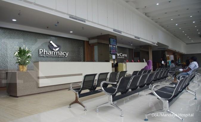 Jurus Mandaya masuk ke bisnis rumah sakit