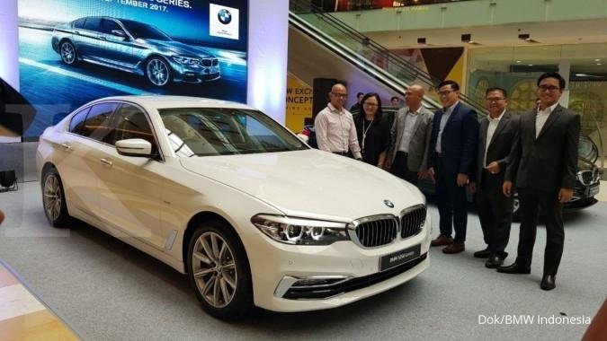 BMW Seri 5 menyapa Surabaya