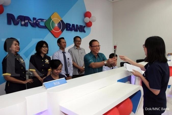 BABP Sempat rugi, Bank MNC raup laba Rp 94 miliar di kuartal I-2018