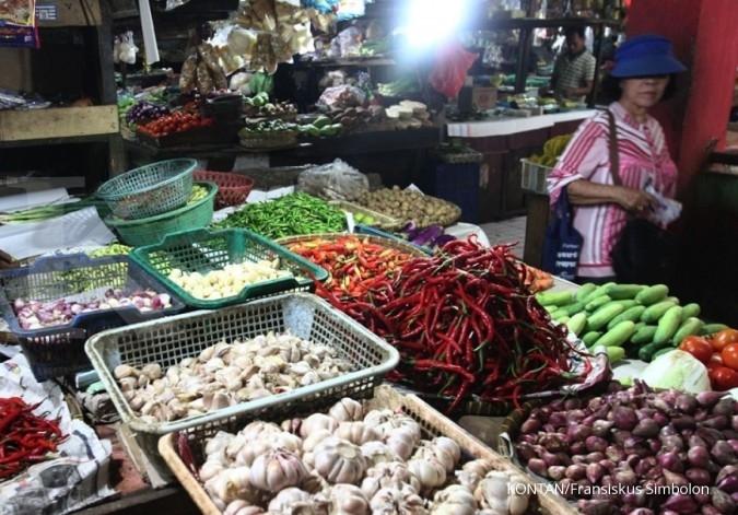 Harga komoditas pangan naik jelang akhir tahun