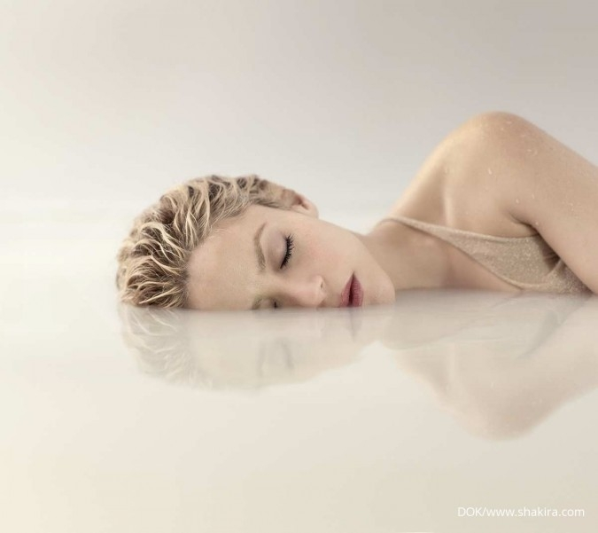 Si seksi Shakira ikut promosikan Bali