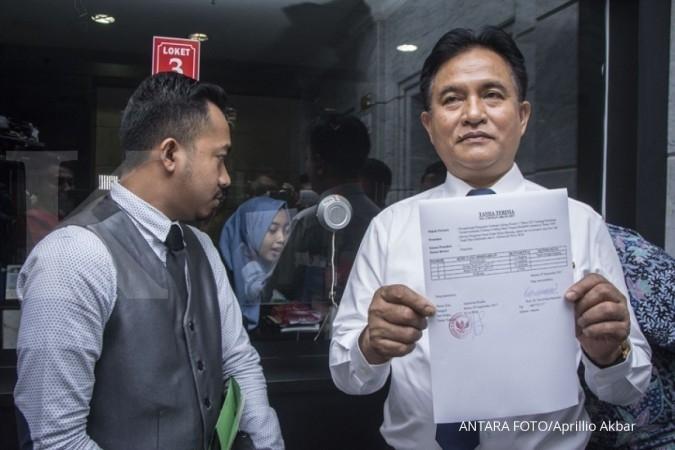 Pemilu 2019, PBB patok target suara di atas 5%