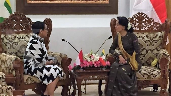 Suu Kyi: Kami berusaha mengurus semua penduduk