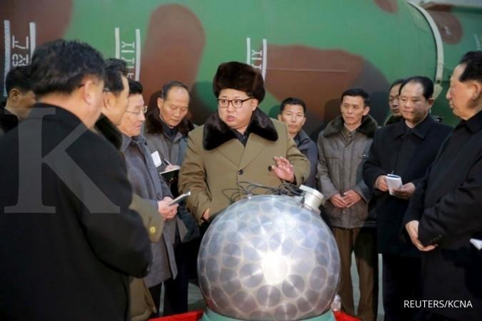 Nuklir terakhir Korut 17x lipat dari bom Hiroshima