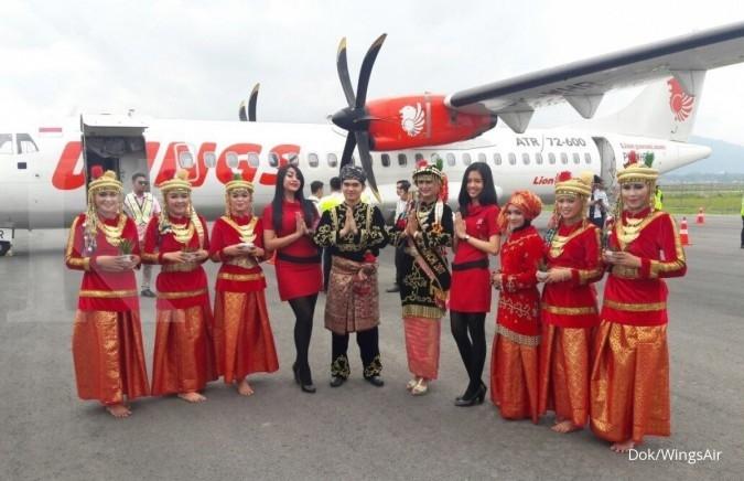 Wings Air akan buka rute internasional Pontianak-Kuching