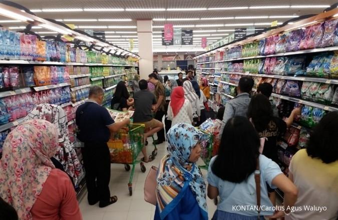 Inflasi inti terendah bukan pelemahan daya beli