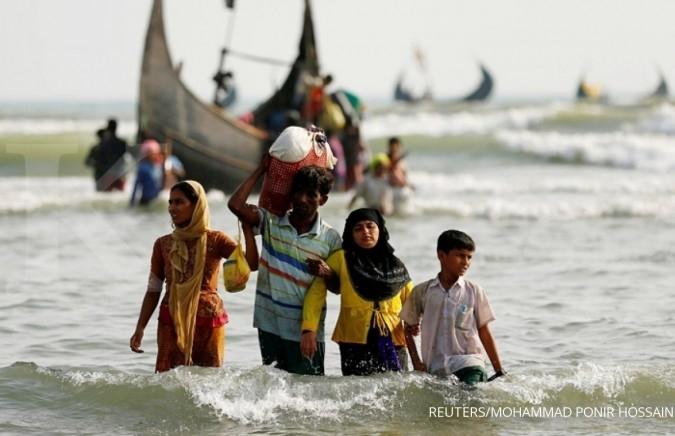 OKI: Myanmar lakukan aksi brutal ke Rohingya