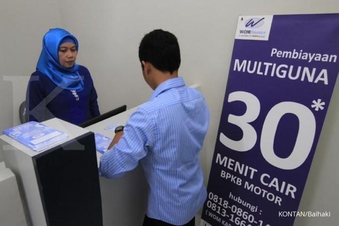 Piutang pembiayaan WOM Finance sentuh Rp 5,9 T