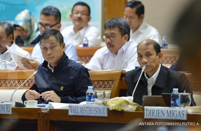 Penyusunan RUED di 8 provinsi masih stagnan