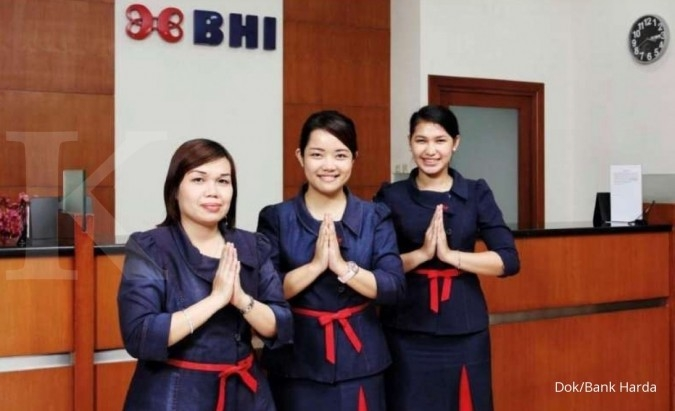 BBHI Laba Bank Harda (BBHI) menukik jadi cuma Rp 484 Juta di kuartal I 2020