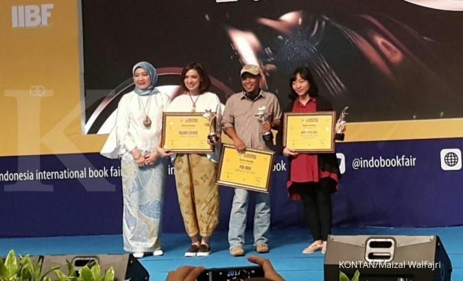IKAPI beri penghargaan bagi pegiat literasi