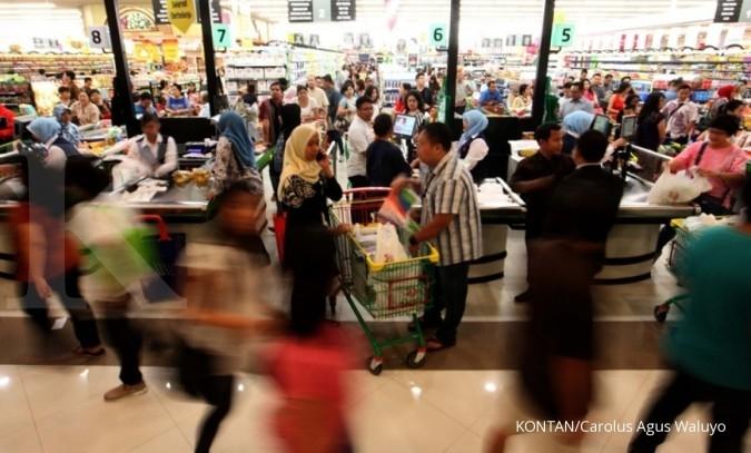 Ekonom perkirakan inflasi akhir tahun 2017 3,8%