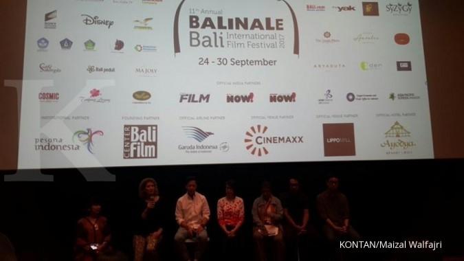 Balinale 2017 tayangkan 108 film dari 42 negara