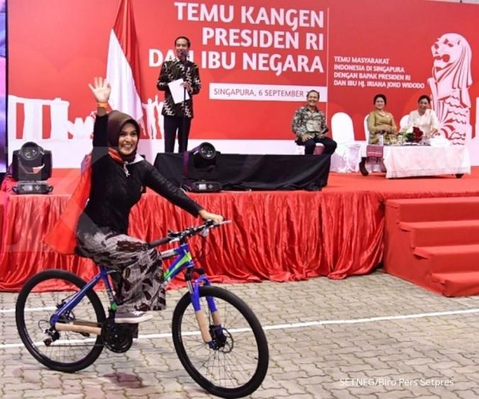CSIS: Elektabilitas Jokowi masih yang teratas
