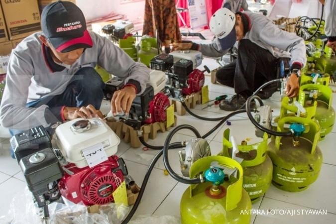 Bantuan gas nelayan masih belum mulus