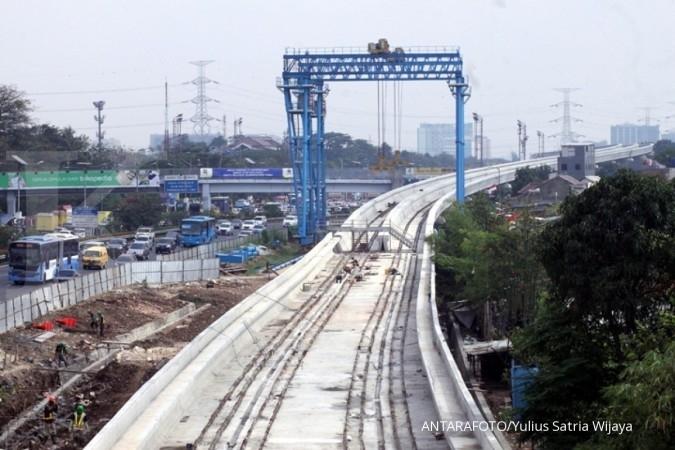 LRT dan proyek properti