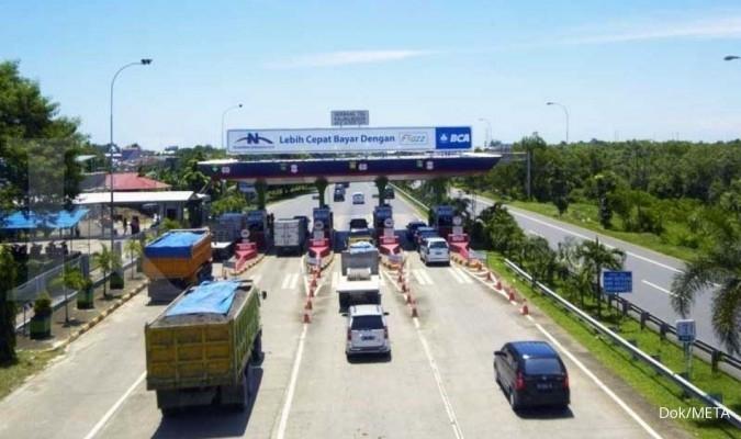 META Nusantara Infrastructure (META) proyeksikan trafik kendaraan menurun