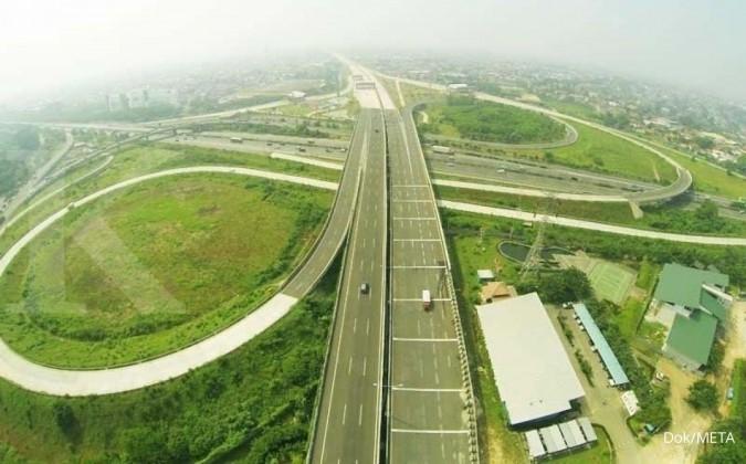 META Nusantara Infrastructure (META) akan lakukan penyesuaian tarif tol semester II-2019