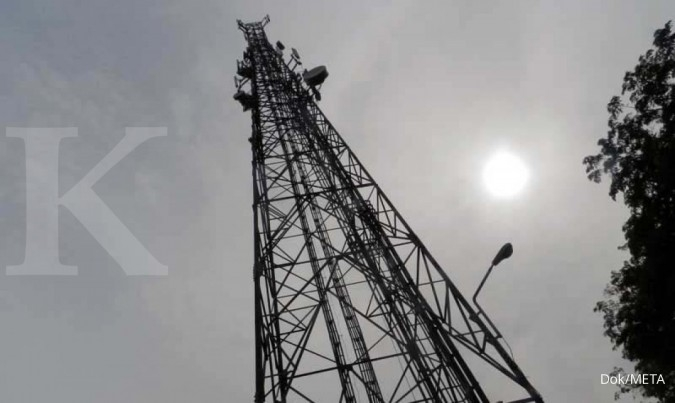 Spektrum 2,3 GHz jatuh ke pangkuan TLKM