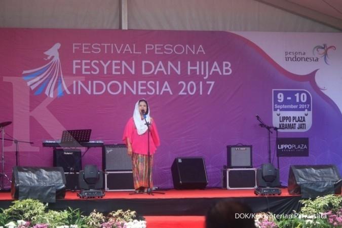 Festival Pesona Fesyen dan Hijab 2017 digelar
