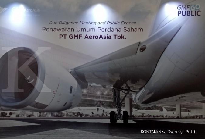 Saran Garuda untuk kembangkan GMF AeroAsia
