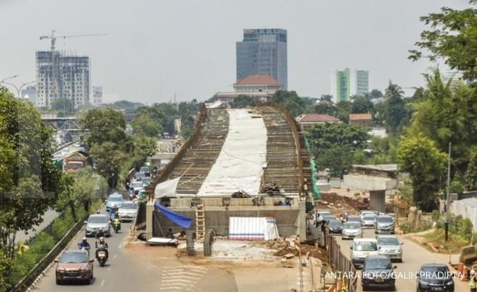 Rekayasa lalu lintas jalan Antasari mulai weekend