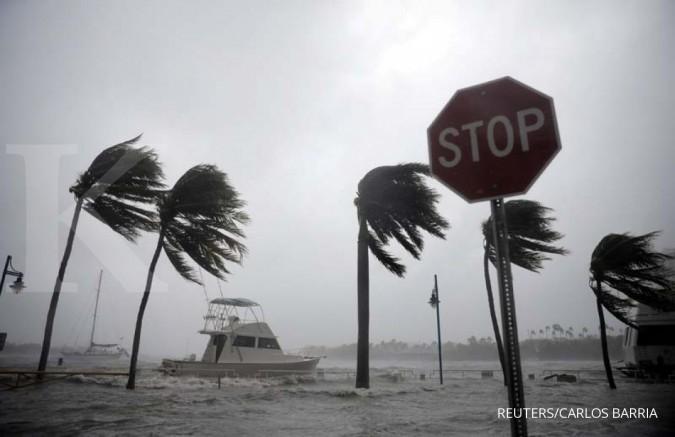 Lepas Harvey & Irma, AS siaga serangan Badai Jose