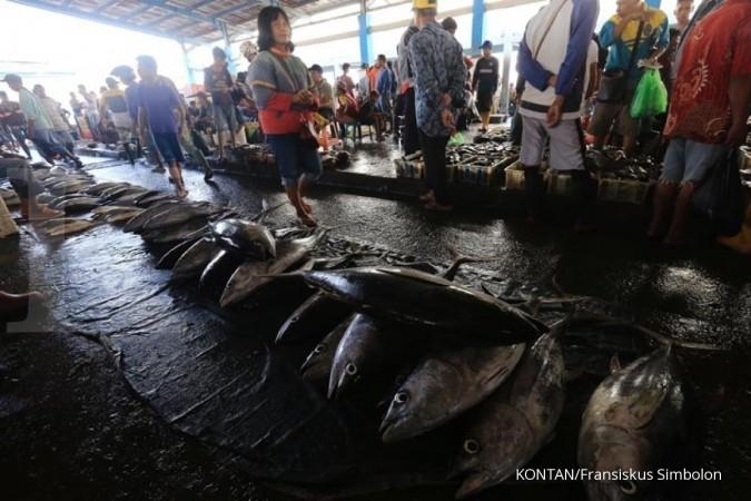 Nelayan jual ikan ke Jawa, Bitung seret pasokan