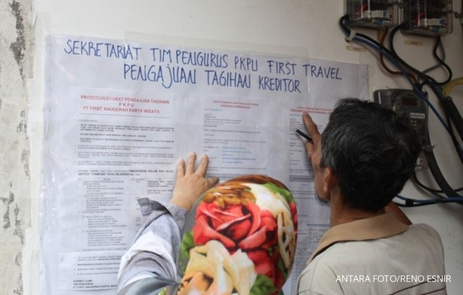 Begini First Travel selesaikan utang vendor