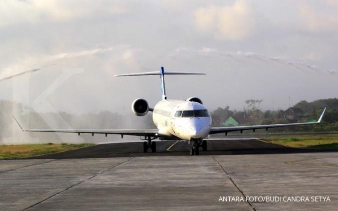 Manado–Luwuk, rute baru Garuda Indonesia