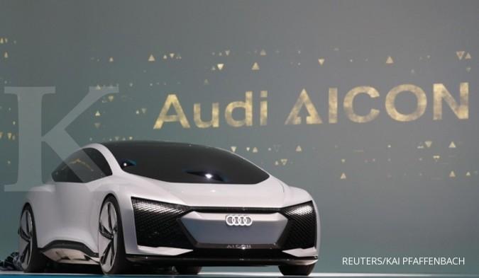 Mercedes dan Audi tetap akan luncurkan sedan di tengah tren SUV