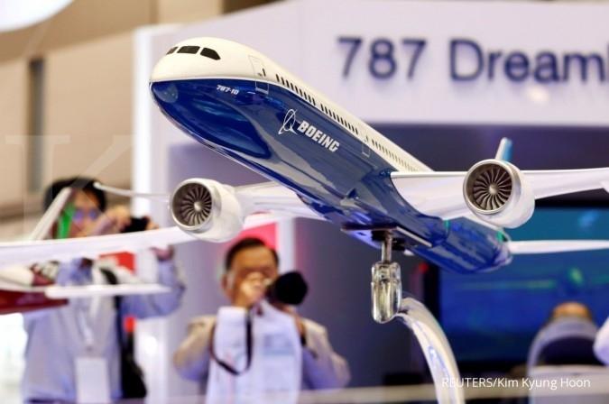 Malaysia Airlines beli pesawat Boeing US$ 3 miliar