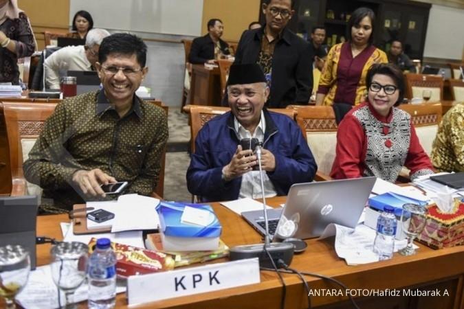 Pansus DPR tuduh ketua KPK terindikasi korupsi