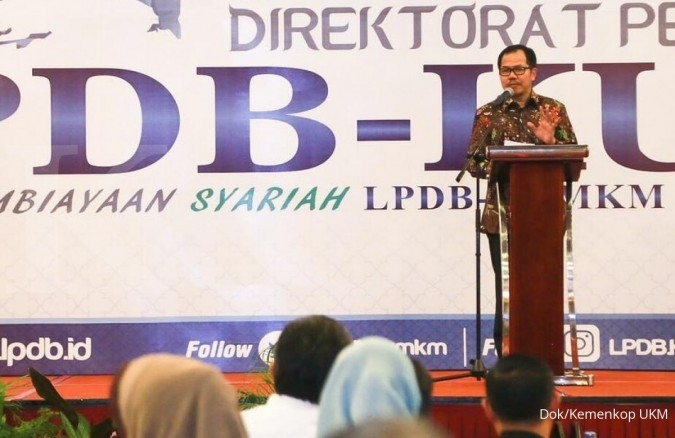 LPDB alokasikan pembiayaan syariah Rp 450 miliar