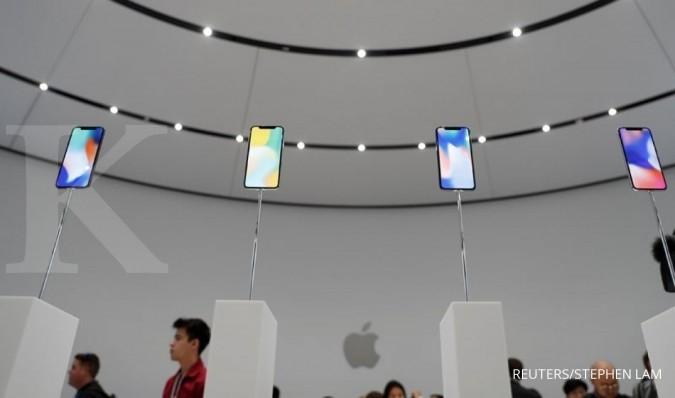 Smartphone baru andalan Apple, Samsung dan Xiaomi