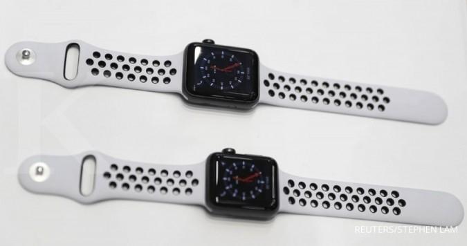 Geser Rolex, Apple Watch jadi arloji nomor 1 dunia